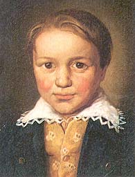 Beethoven as a Child